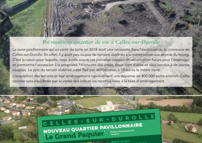 bulletin municipal 2017 Celles